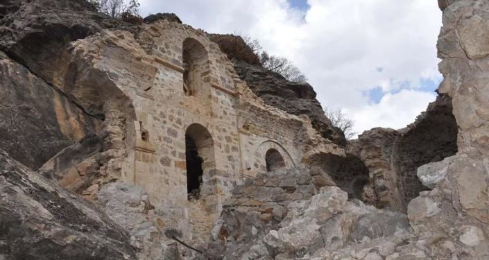 Tarihi kiliseyi defineciler talan etti: Ortodoksların 3 kutsal kilisesinden biri