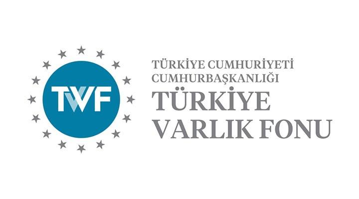 Türkiye Varlık Fonu'nun logosu yenilendi