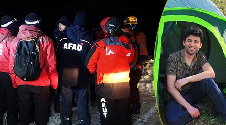 Uludağ'da aracı terk edilmiş bulunan doktorun cansız bedenine ulaşıldı.