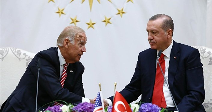 Washington Post'tan Erdoğan yorumu: 'Biden'ın çok daha sert olduğunu öğrenmesi gerek'
