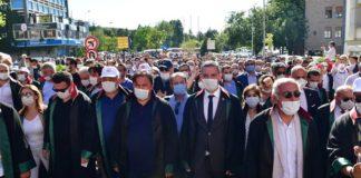 77 baro'dan ortak basın açıklaması: İstanbul Sözleşmesi yürürlüktedir