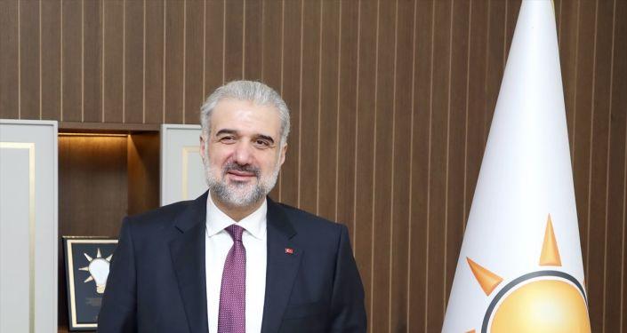 AKP il başkanı Kabaktepe'den CHP'li Kaftancıoğlu'na kahve daveti: Hemşehrimi ağırlamak isterim