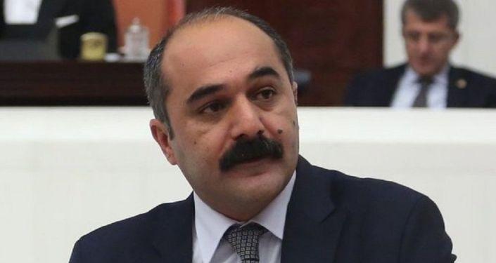 Ankara Cumhuriyet Başsavcılığı, HDP'li Berdan Öztürk hakkında soruşturma başlattı