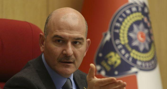 Bakan Soylu, 81 ilin emniyet müdürleriyle görüştü: 'İstanbul Sözleşmesi üzerinden gündem yürütülmeye çalışılıyor'