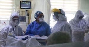 Çorum'da 800 kişi koronavirüs nedeniyle hayatını kaybetti