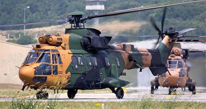 Cougar tipi helikopterlerde bugüne kadar toplam 39 asker şehit oldu