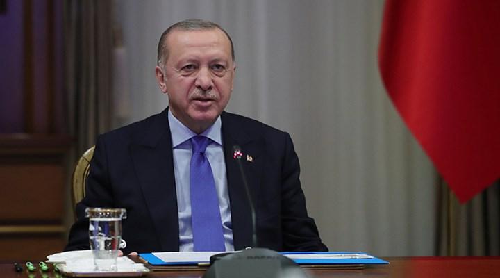 Erdoğan, 8 Mart Dünya Kadınlar Günü mesajı yayımladı.