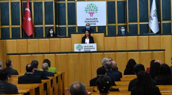 HDP iddianamesinin ayrıntılarına göre 687 kişiye siyasi yasak