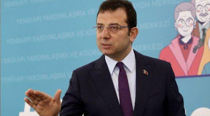 İBB Başkanı İmamoğlu'ndan 'İstanbul Sözleşmesi' tepkisi