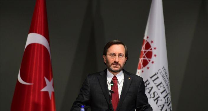 İletişim Başkanı Fahrettin Altun'dan CHP'li Özel'e tepki: Sesi kulakları tırmalayan hadsiz