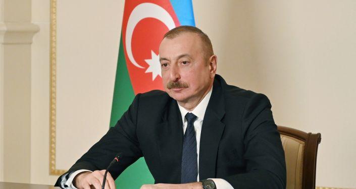 İlham Aliyev'den Erdoğan'a taziye mesajı