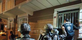 İstanbul'da 20 adrese aynı anda bahis baskını