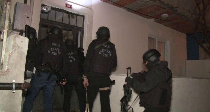 İstanbul'da geniş çaplı IŞİD operasyonu: Çok sayıda gözaltı