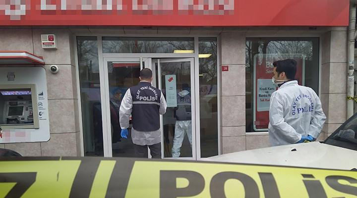 İstanbul Rami'de banka soygunu