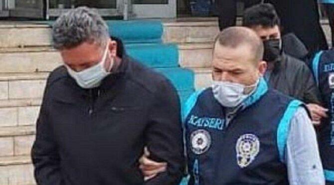 Kayseri'de 7 dil bilen fuhuş çetesi lideri tutuklandı