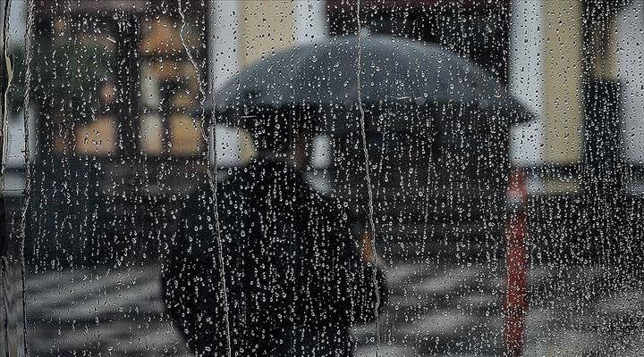 Meteoroloji'den uyarı:Yağış ve çığ tehlikesi var