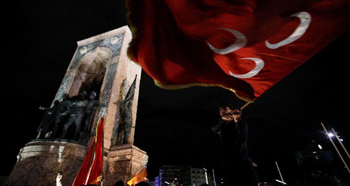MHP, Meclis Başkanı Şentop'un Montrö açıklamalarından rahatsız iddiası