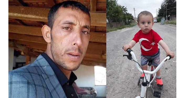 Sevgilisinin 3 yaşındaki oğlunu döverek öldüren Harun Sezer'e, kızını istismardan 15 yıl hapis