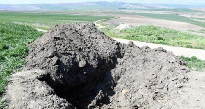 Tekirdağ'da kadın cinayeti: Tabancayla öldürüp, tarlaya gömdü