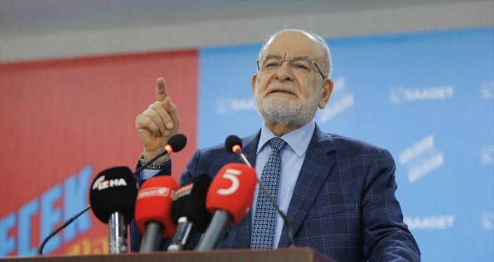 Temel Karamollaoğlu'ndan HDP açıklaması: Siz birini kapatırsınız, bir başkası çıkar