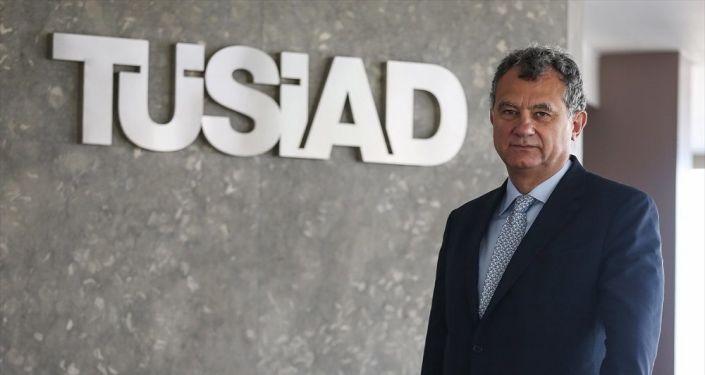 TÜSİAD Başkanı Kaslowski: TL'ye kaybettiği güveni yeniden kazandırmalıyız