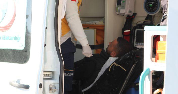 Yediği dayağı sindiremediği için korkutmak amacıyla' ateş eden kişi,4 kişiyi yaraladı