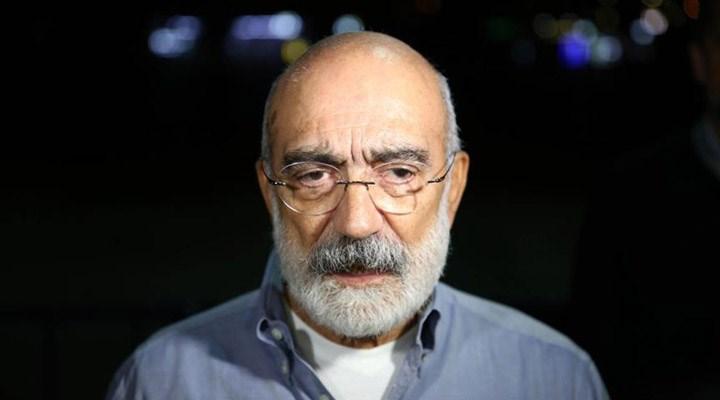 Ahmet Altan, Yargıtay'ın kararının ardından tahliye edildi