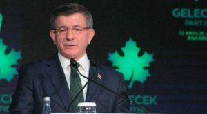 Ahmet Davutoğlu'ndan iktidara : Bu 10 maddelik tedbiri alın