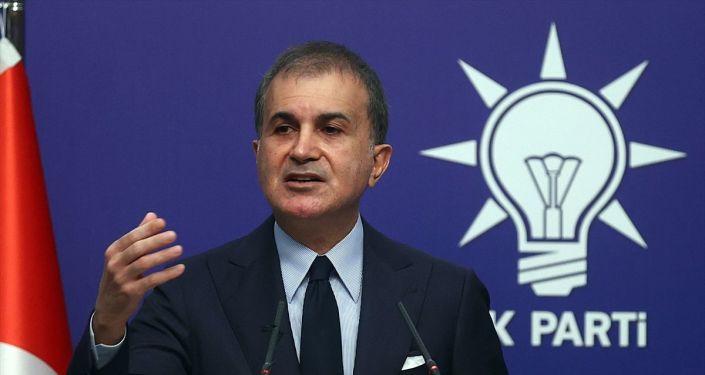 AK Parti sözcüsü Çelik: Tarih bir yargılama alanı olsaydı, biz değil bizi suçlayanlar defalarca mahkum olurdu