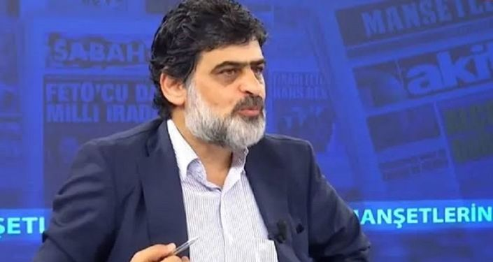 Akit yazarı Karahasanoğlu, Ahmet Hakan'ı eleştirdi: Emekli amirallerin bu ülkede ne kadar güçlü olduğunun delili