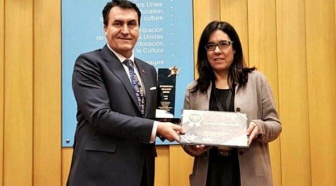 AKP'li Başkan, olmayan UNESCO ödülü için 207 bin lira harcamış
