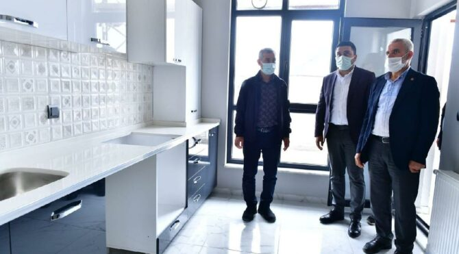 AKP'li başkandan savunma: Bölgedeki tek gazbeton şirketi ailemin