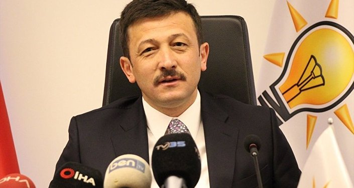 AKP'li Hamza Dağ: Selahattin Demirtaş, CHP ve İYİ Parti'ye resmen ültimatom verdi