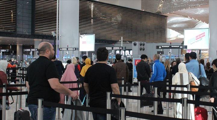 AKP'li Yeşilyurt belediyesinin eğitim için Almanya'ya gönderdiği 43 kişi geri dönmedi