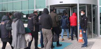 Ankara'da FETÖ operasyonu: 66 gözaltı kararı