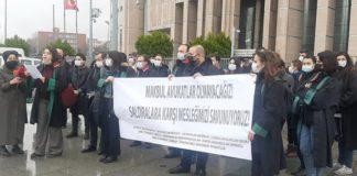 Avukatlar'dan 'makbul avukat' olmama çağrısı