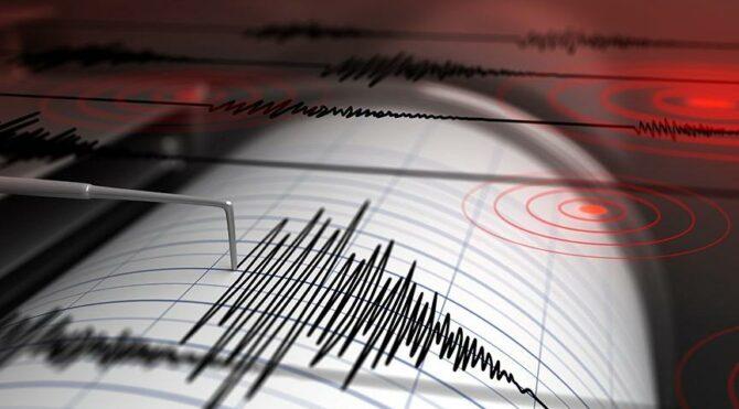 Aydın'da 3.8 şiddetinde deprem