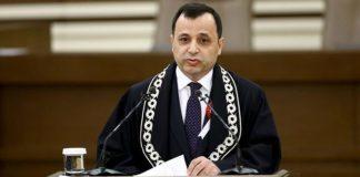 AYM Başkanı Zühtü Arslan: Hukuk sistemimizin gözden geçirilmesi zorunludur