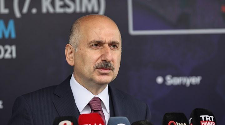Bakan Karaismailoğlu: Kanal İstanbul'un ilk köprüsünün temelini haziranda atacağız