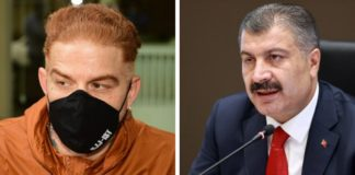 """Bakan Koca'dan Gökhan Özoğuz'a yanıt: """"Sorumluluk suçlamak manasına gelmez"""""""