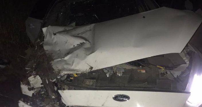 Bakan Koca paylaştı:Iğdır'da filyasyon ekibi kaza yaptı,3 yaralı