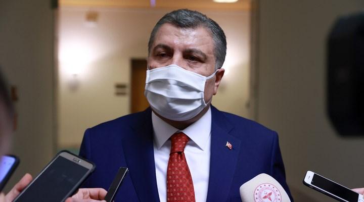 Bakan Koca: Sputnik V aşısının ortak üretiminden önce belli miktarda hazır aşı Türkiye'ye gönderilecek