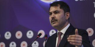 Bakan Murat Kurum: Paris İklim Anlaşması'nı gündeme aldık