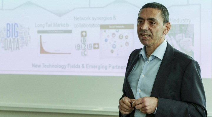 BioNTech'in kurucularından Uğur Şahin, Forbes'un dolar milyarderleri listesine girdi
