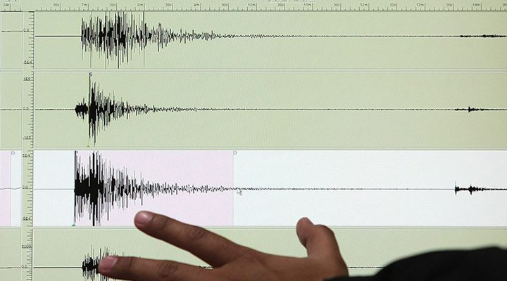 Bitlis Hizan'da 4.1 büyüklüğünde deprem