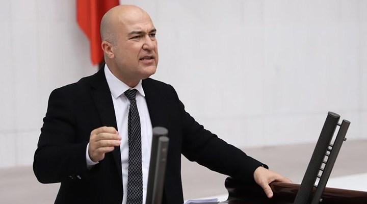 CHP İzmir Milletvekili Murat Bakan, jandarma ve polislerin intihar mektuplarını TBMM kürsüsünde okudu