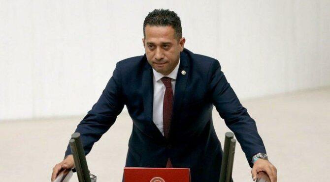 CHP'li Ali Mahir Başarır'dan Şentop'a sert tepki: Senin haddin ne ?