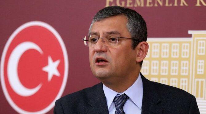 CHP'li Özel'den alkol yasağına tepki: Bu karar Anayasayı ihlal, kişisel hak ve özgürlüklere siyasi müdahaledir