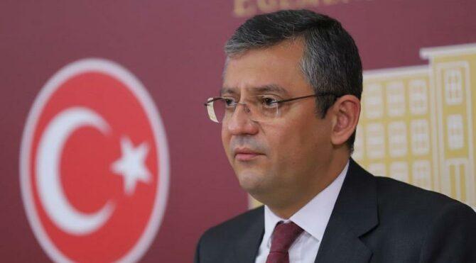CHP'li Özgür Özel'den Bakan Koca'ya: Arkanızda saray rejimi durmuyorsa parlamento var