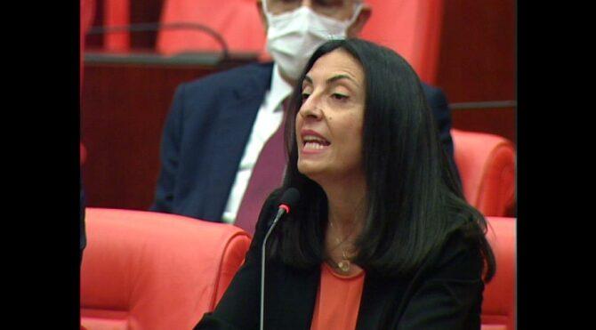 CHP'li vekil Kayışoğlu: İçişleri Bakanı neden Bursa Büyükşehir Belediye Başkanı'nı görevden almıyor?
